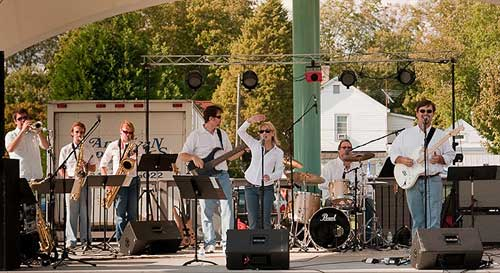 Hot House Band, Williamsburg and Tidewater Virginia Party Band