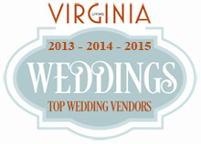 virginia living wedding vendor